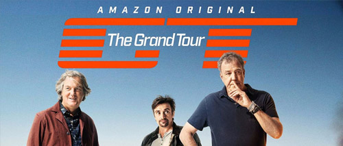 Amazon 'The Grand Tour'