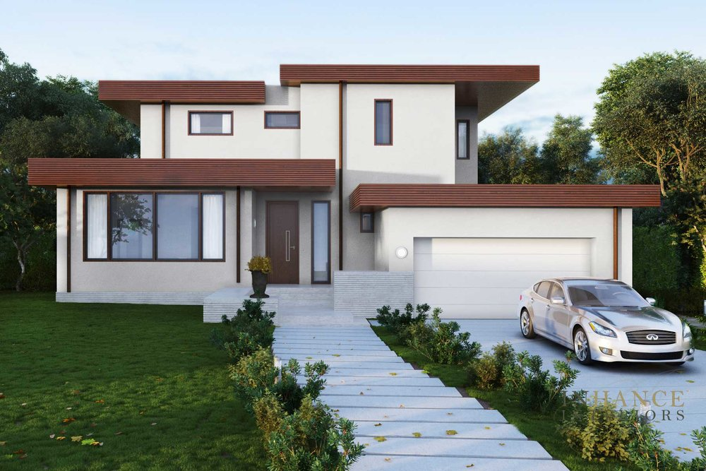 Loralyn: Modern New Construction