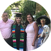 """""""InHance Interiors gave us professional, friendly, and extremely detail oriented service. We gave Bre and her team the task of furnishing our new home from top to bottom with an extremely rushed deadline. Nonetheless, Bre and her team made it happen and gave us exactly what we envisioned.""""  - The Ruiz Family"""