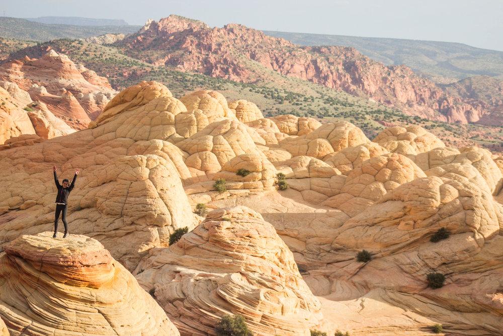 Let the Vermillion Cliffs set you Free!