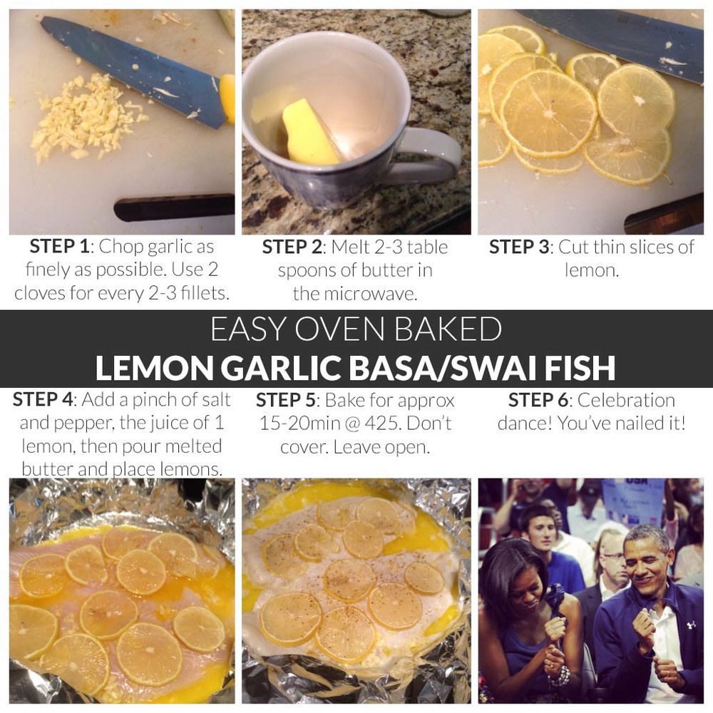 Two quick and easy oven baked swai fish recipes also for Is it safe to eat swai fish