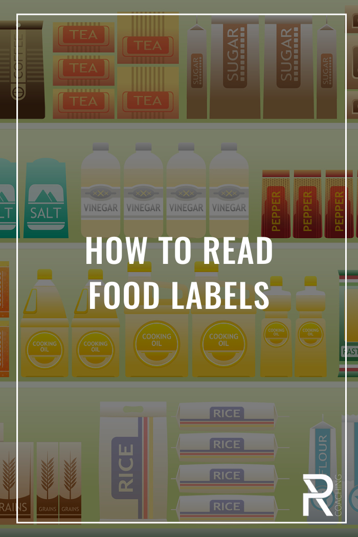 One of the easiest ways to build awareness and quickly improve your nutrition profile is reading labels. Watch 3 videos to learn how to understand food labels.