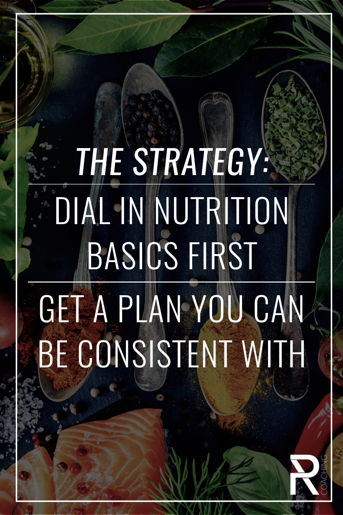 Nutrition Basics is an FREE 8-part video course by Peter Roberts Coaching. Learn the foundations of good nutrition and the strategies to automate making better food choices in your busy life.