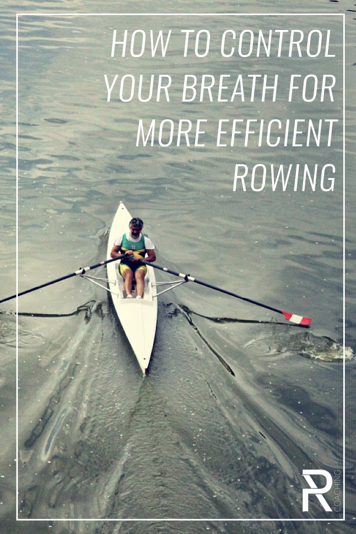 In any enduring activity, effective breath control is critical to performance. Here's a quick video of some breathing drills to improve your rowing performance from PR Coaching.