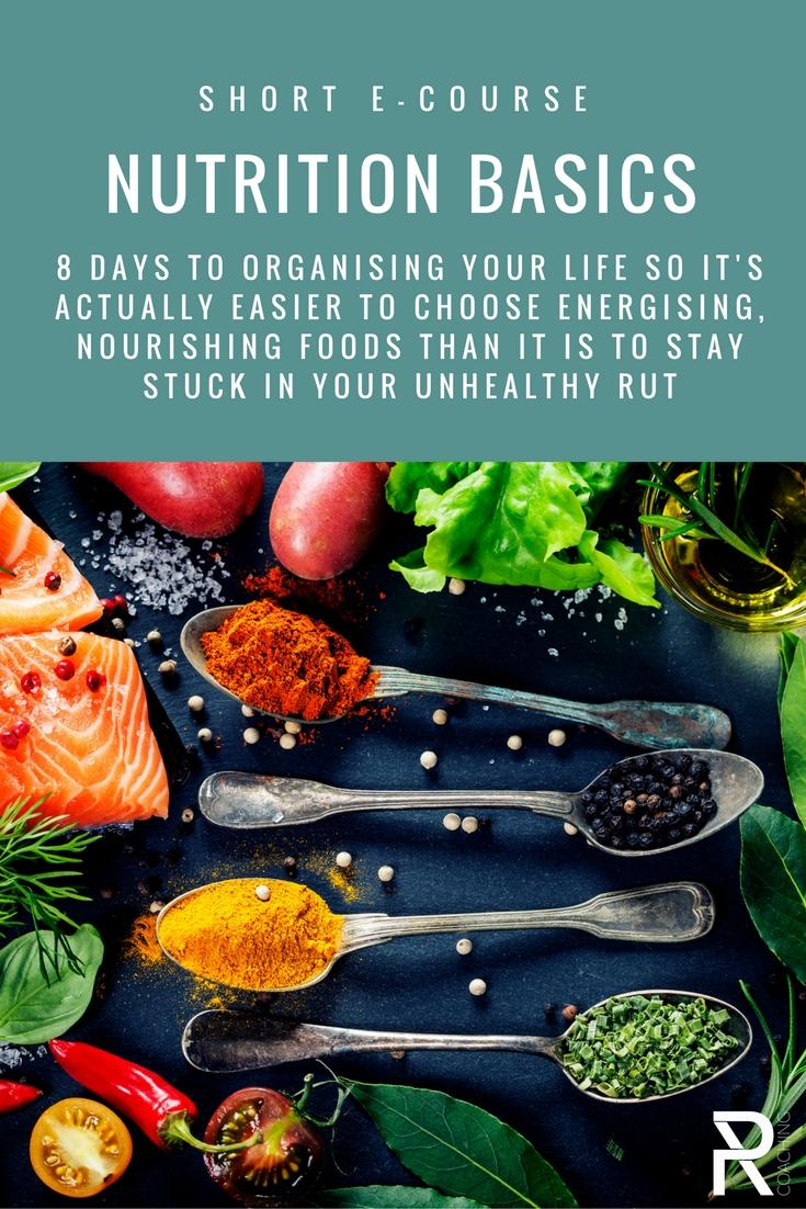 <h2> Nutrition Basics