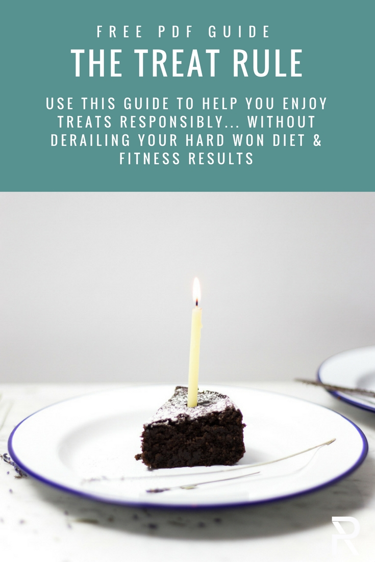 The Treat Rule | Use these tips to enjoy treats responsibly and guilt free. Healthy treats | Diet plan | Sweet treats rule | nutrition for weight loss | nutrition plan | nutrition tips