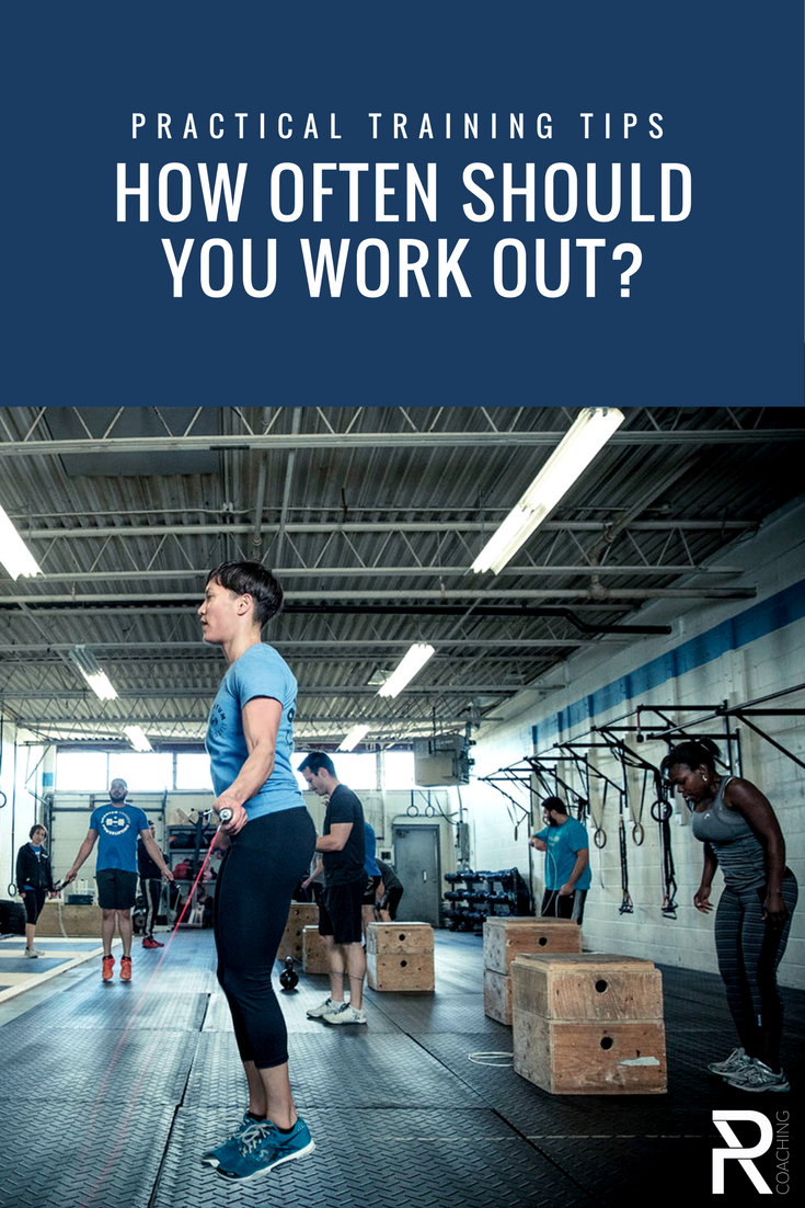 How often should you work out? | Work out tips for weight loss | Training tips | Training schedule
