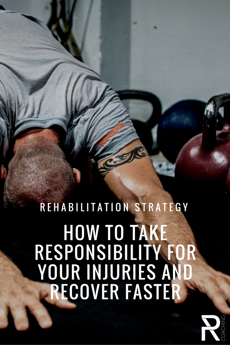 PR Coaching | rehabilitation strategy | how to recovery from injury | how to get the most out of physiotherapy | how to heal injuries faster