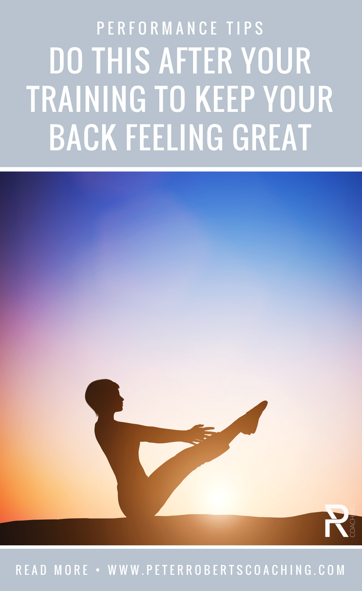 Do This After Your Training To Keep Your Back Feeling Great   Back pain exercises  back exercises for men strength  back strengthening exercises for pain   PR Coaching