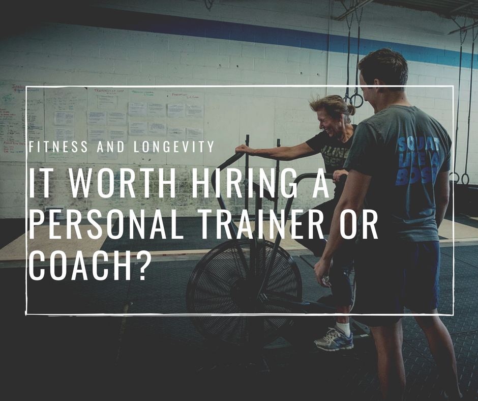Is It Worth Hiring A Personal Trainer Or Coach?