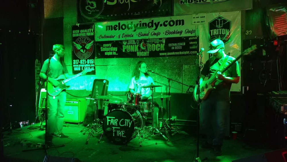 The Hardees at Melody Inn