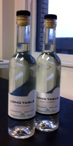 Long table distillery, pr, peppermint mist, public relations, vancouver, spirits, alcohol