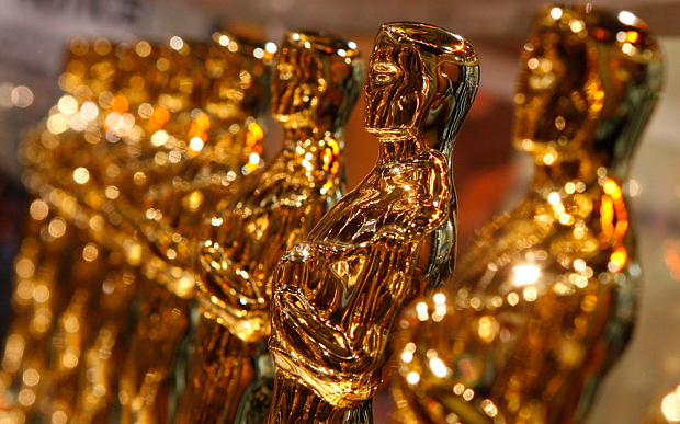 The Oscar Statuette