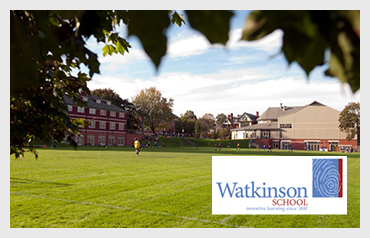 Watkinson School                                                   More>>>    Year Established: 1881  Location: Hartford, CT  Type of School: Private HS. CO-ED  Grades: 6-12  Teacher to Student Ratio: 1:6