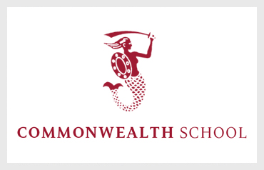 Commonwealth School                                             More>>>     Year Established: 1957   Location: Boston, MA  Type of School:  Private HS. CO-ED   Grades: 9-12  Average Class Size: 12
