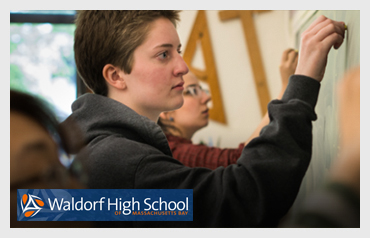 Waldorf High School of Massachusetts Bay           More>>>     Year Established: 1996   Location: Belmont, MA  Type of School:  Private HS. CO-ED   Grades: 9-12  Average Class Size: 15
