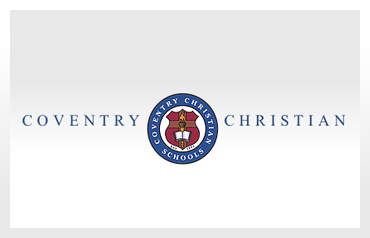 Coventry Christian School                                          More>>>    Year Established: 1984  Location:  Pottstown , PA  Type of School: Private HS. CO-ED  Grades: Pre K-12