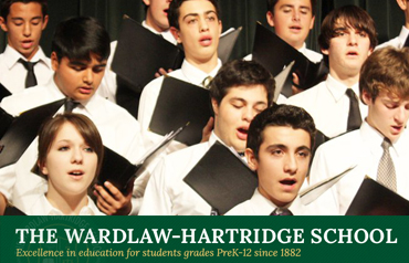 The Wardlaw-Hartridge School                                 More>>>   Year Established: 1882  Location: Edison, NJ  Type of School: Independent, Day School, CO-ED  Grade: Pre K-12  Teacher to Student Ratio: 1:7
