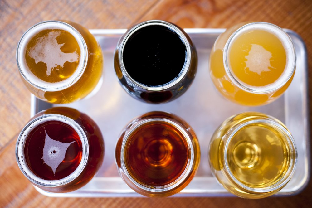 share a tour and tasting at the brewery - Inquire below to book a private tour for your group.