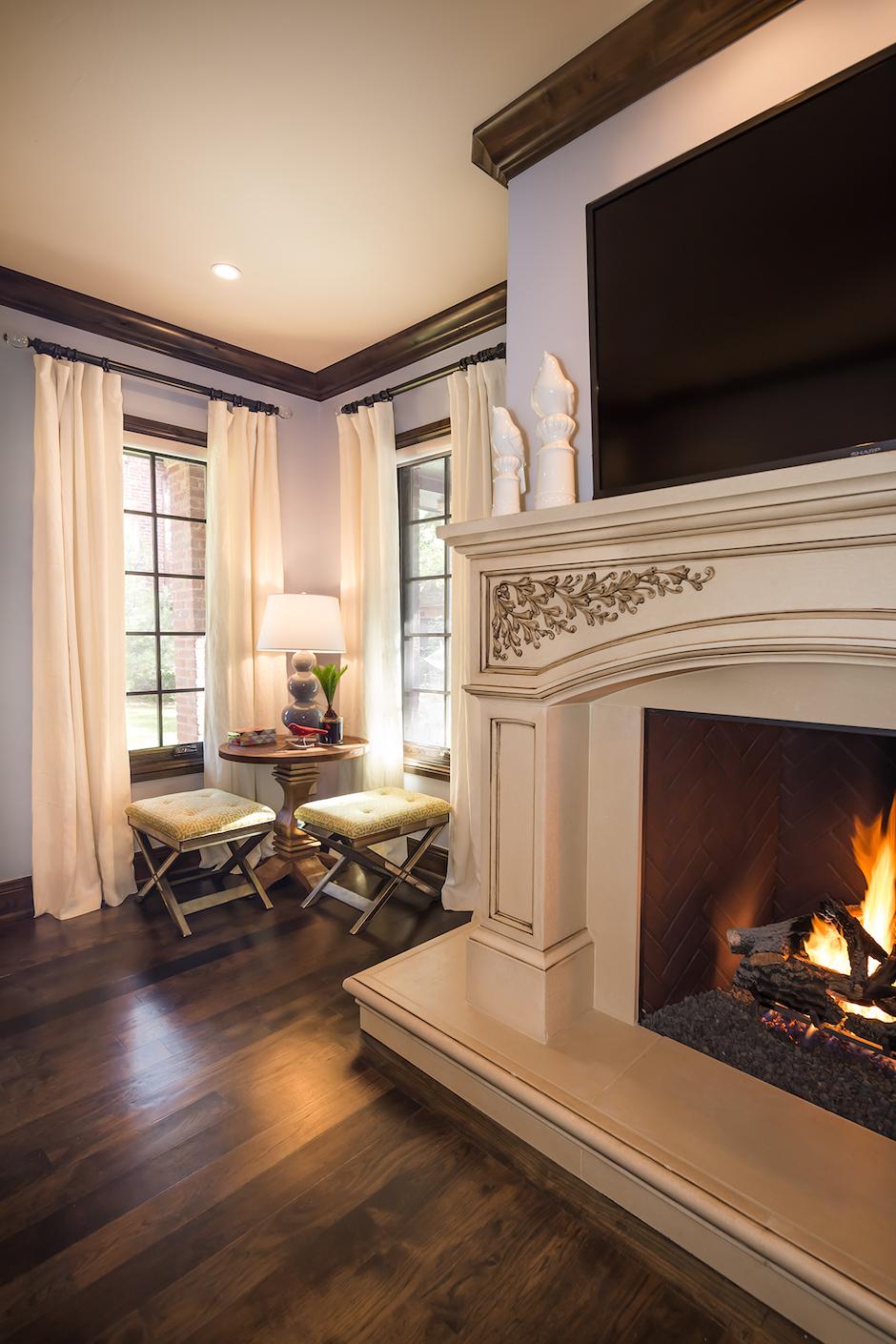 Fireplace Denver Colorad