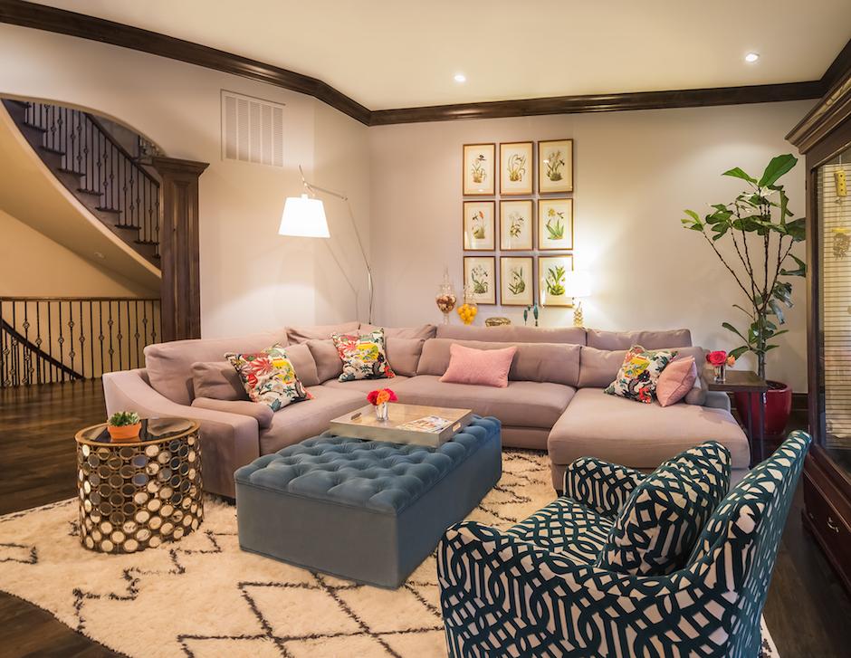 cherry creek living room