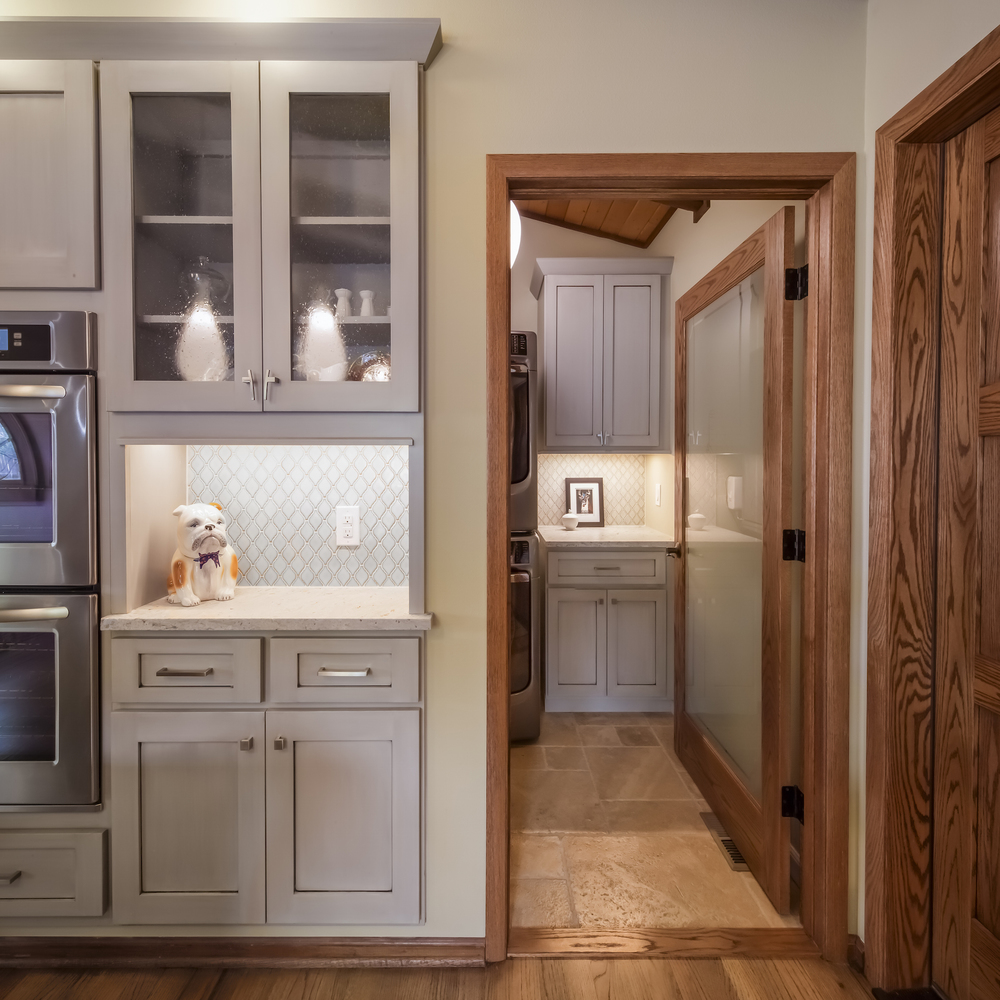 denver kitchen and laundry room