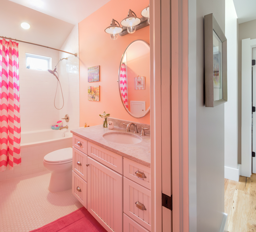 Little Girls Bathroom