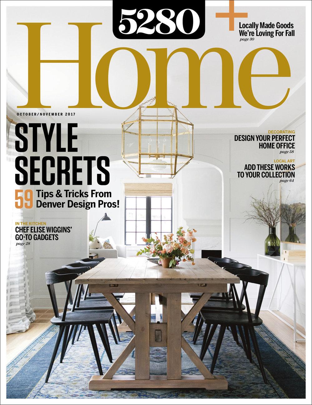 5280 Home, Fall 2017 -