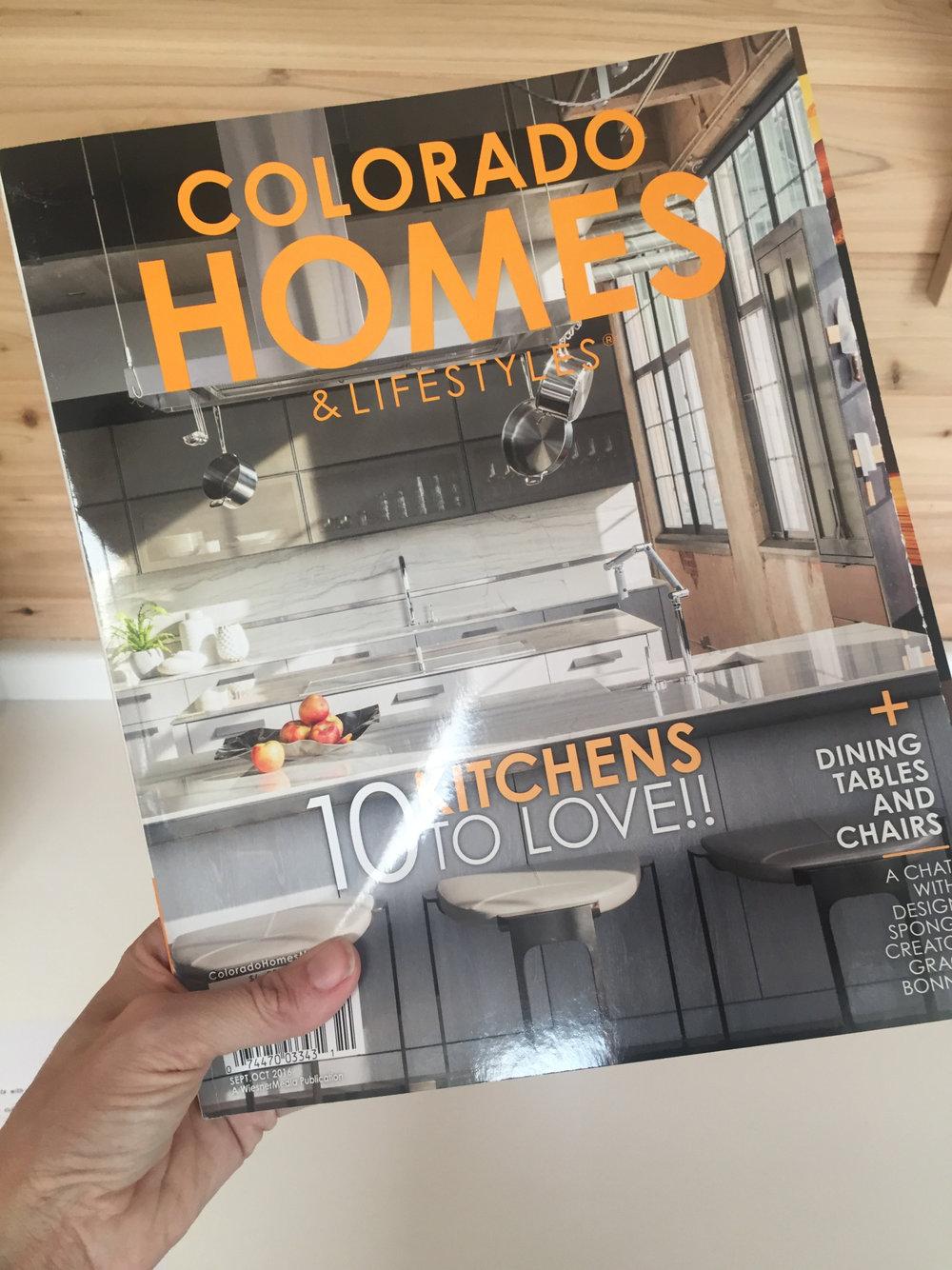 Colorado Homes & Lifestyles, Fall 2016 -