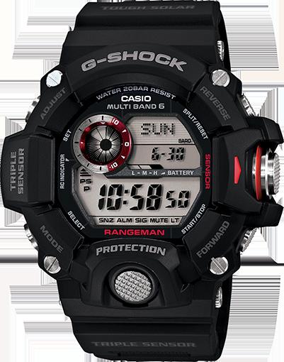 G-Shock Master of G Rangeman GW9400