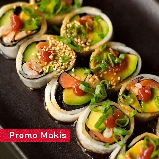 Ten un buen inicio de semana con un almuerzo INCREÍBLE en Toshi.😎😎 . TyC: Válido solo para la hora de almuerzo:  Toshi Miraflores y San Isidro: 12:30pm a 3:30pm. Toshi Patio Panorama: 12pm a 4pm. No es acumulable con otras promociones. No válido para take away, ni delivery. . . . . . . #toshi #nikkei #lovefood #love #instagood #makis #sushi #picoftheday #food #igers #instagram #instamood #photography #foodporn #instapic #instafood #instacool #gastronomy #foodstagram #peruvianfood #comidajaponesa #japanesefood #Lima #Peru #gourmet #toshifans #trendy #instafoodies #fooddies