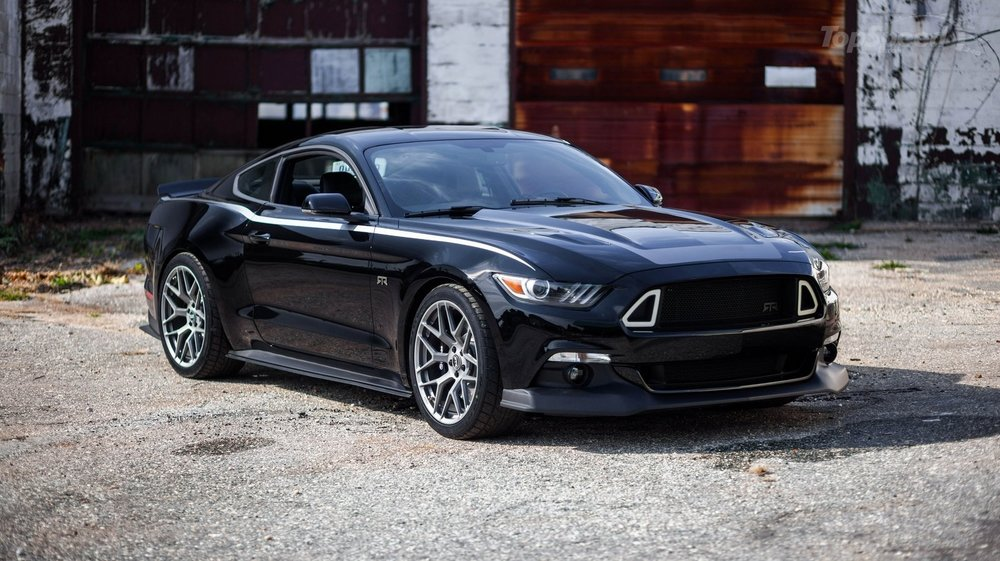 The Mustang RTR Spec 2. (Photo courtesy of Mustang RTR)
