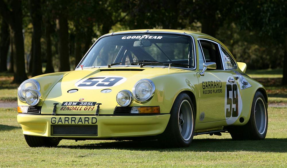 1973 Sebring Porsche 911 RS Brumos