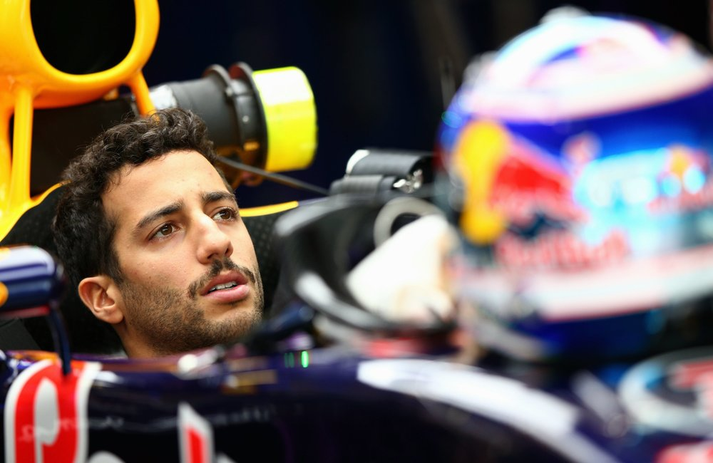 Daniel Ricciardo hopes to return to his 2014 form next season. (Infiniti Red Bull F1)