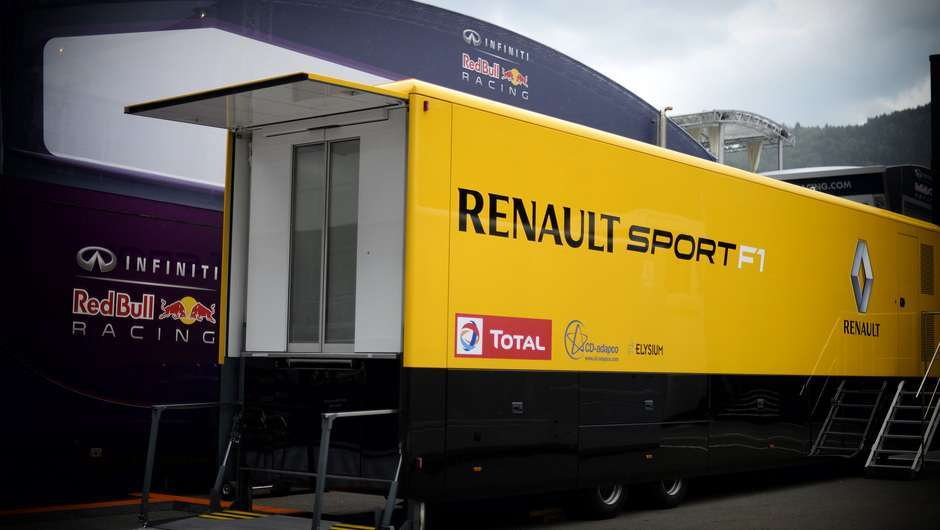 (Renault Sport F1)