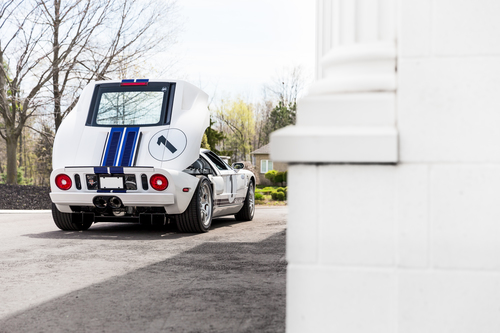 Homage Ford Gt