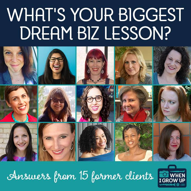 Choose Awesome Featured on Dream Biz lesson