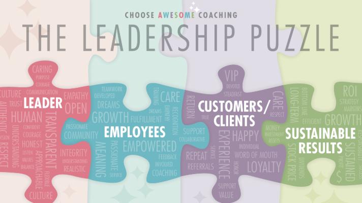 Leadership Puzzle Framework