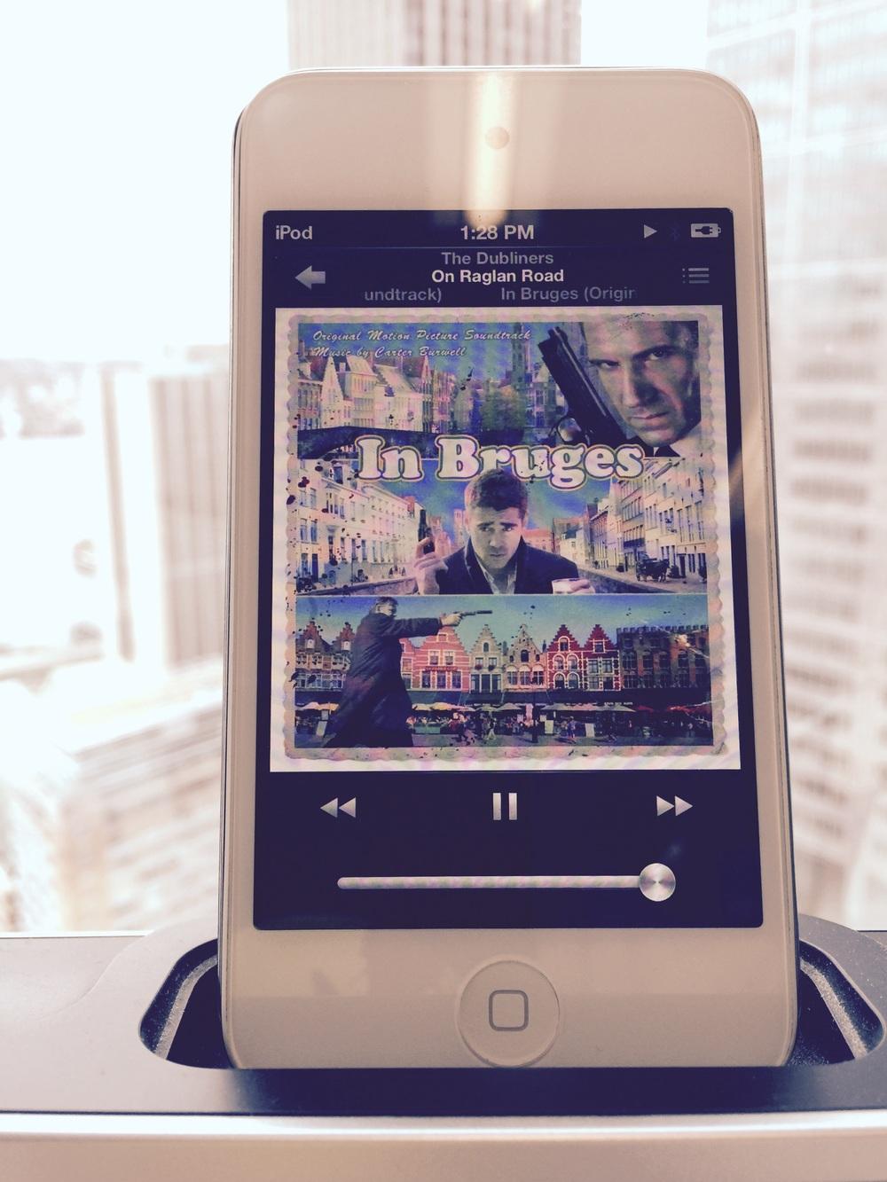 In Bruges soundtrack
