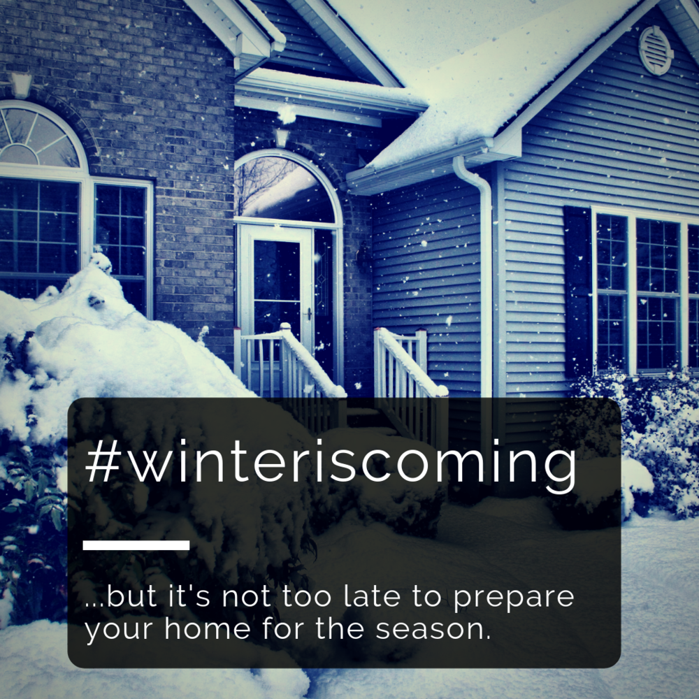 Remember - there's a lot you can do to lift the burden of snow off your home, your roof being one way!