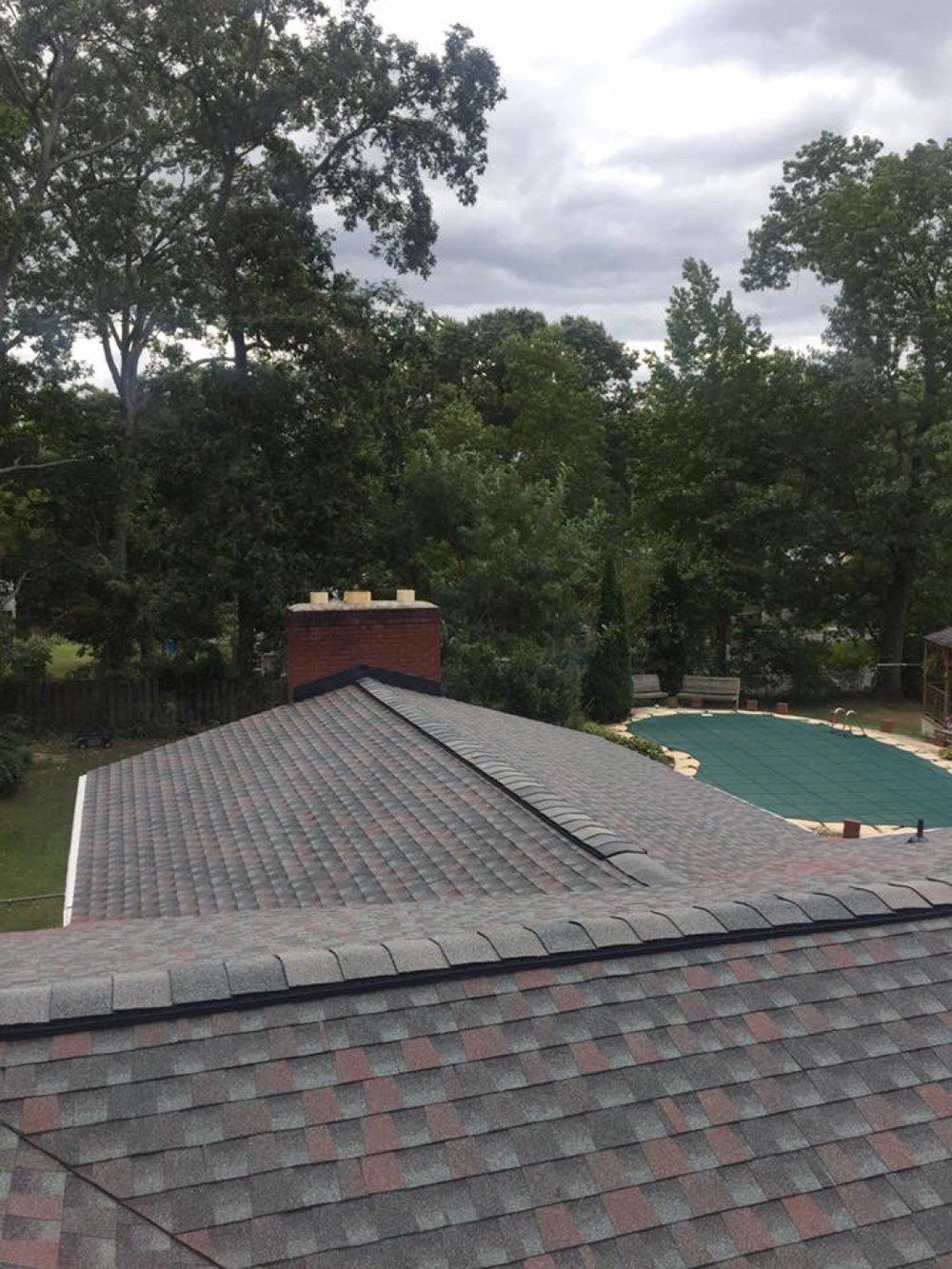 williamsburg slate roof