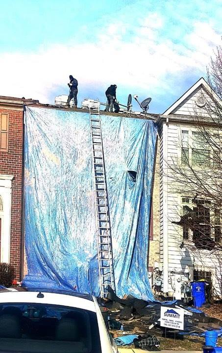 A remodeling tarp is a necessary mechanism to keep safe during your remodeling installation!
