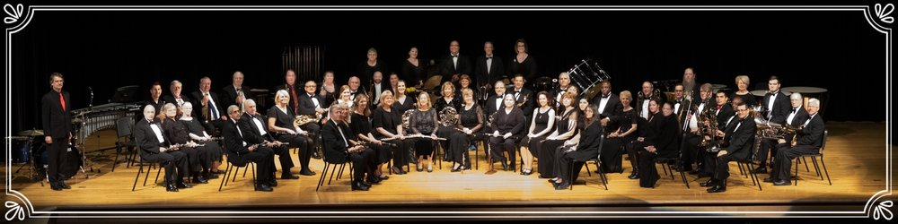 2016 Prince William Community Band under the direction of Bob Thurston