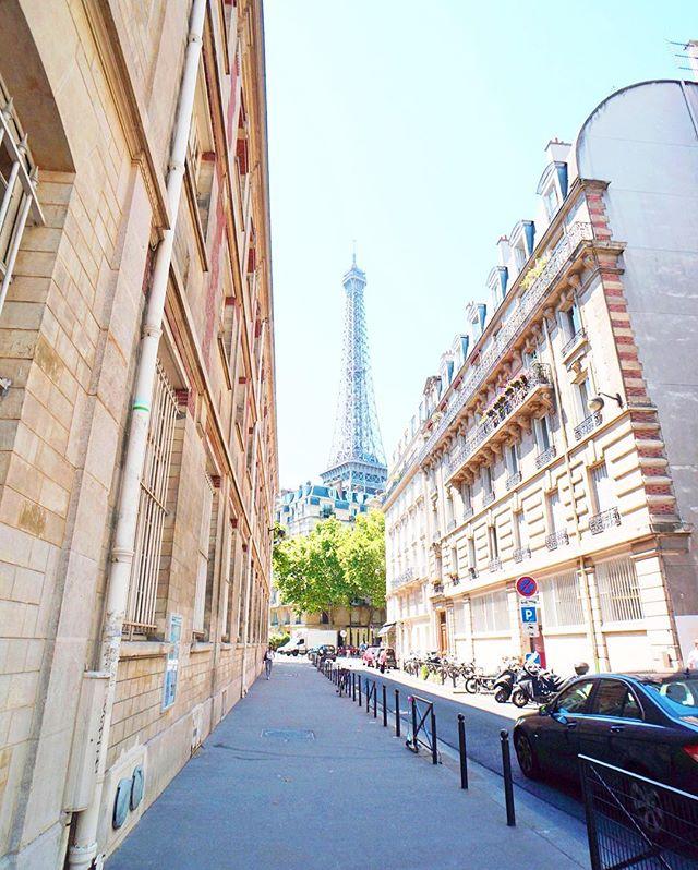 Je t'aime Paris ❤️