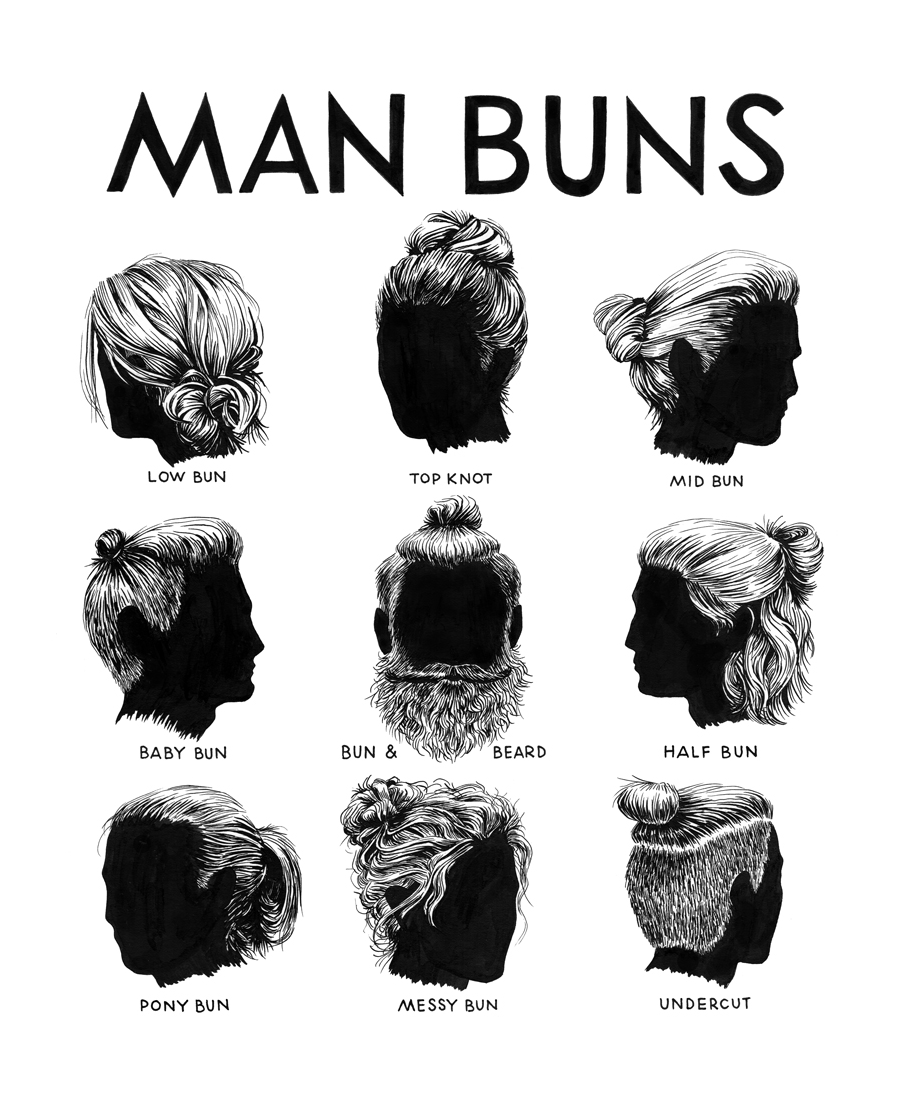 Man Buns