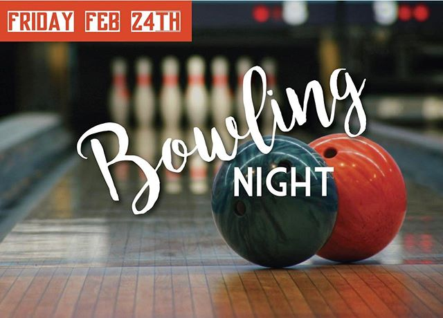 Come out for a night of bowling with friends, family, neighbors, and co-workers!  TONIGHT @7pm // Hilltop Lanes in Waxahachie // $10 check or cash at the door for 2hrs of bowling and a good time! Dinner for purchase between games at the grill inside. See you there!