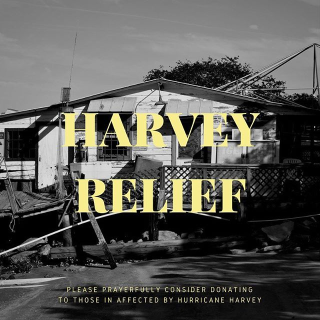 "Join us in partnering with the North Texas District of Assemblies of God in order to raise funds for Hurricane Harvey relief. All donations will go directly to @convoyofhope and their efforts to help those affected by the hurricane. To give online, visit www.rockcommunitychurch.com/give and specify ""Harvey Relief"" in the info box. We will be taking a special offering during Sunday's service as well!"