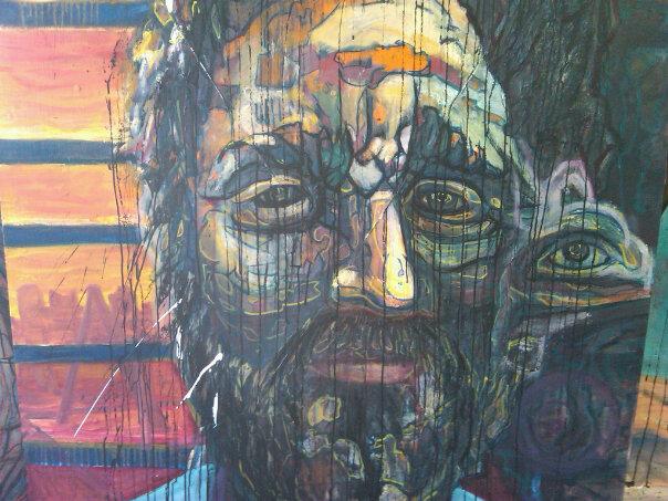 Collaborative Self Portrait of Ian Horn