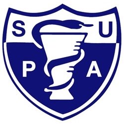 Above: The Official SUPA logo