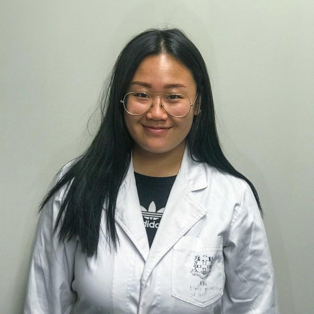 Jessica Shi   Treasurer
